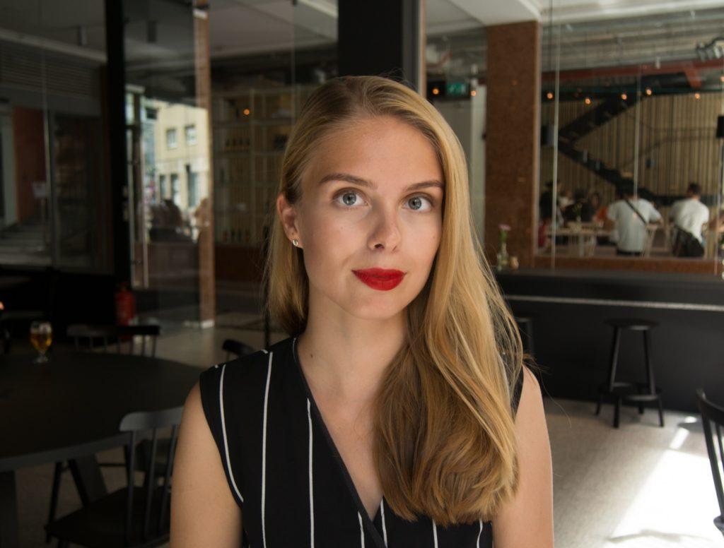 Kristina Praznovska